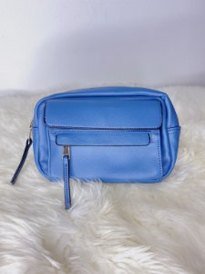 Bolsa pochete - azul