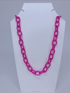 Corrente Lívia - rosa