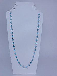 Colar Tiffany - prata