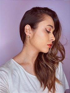 Brinco com piercing -Bárbara