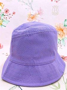 Chapéu bucket roxo
