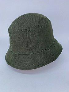 Chapéu bucket -verde militar
