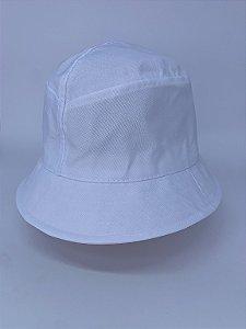 Chapéu bucket - branco