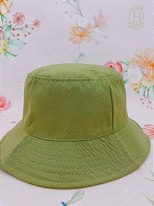 Chapéu bucket - cáqui