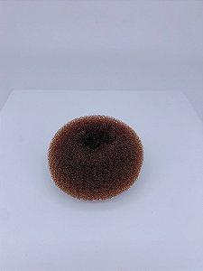 Enchimento de coque tamanho P - preto, marrom ou bege
