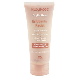 Esfoliante facial ruby rose