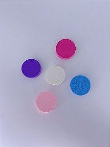 Kit mini esponjinhas para base ou pó