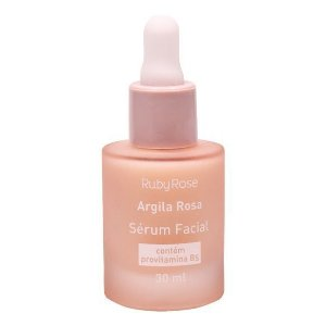 Sérum facial argila rosa - Ruby Rose