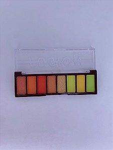 Paleta de sombras fusion Sp Colors - Cor A