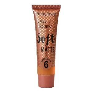 Base  SOFT MATTE chocolate 6 - Ruby Rose