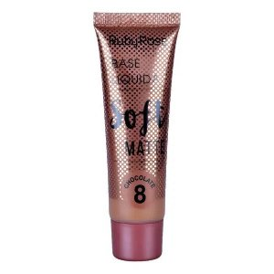 Base SOFT MATTE chocolate 8 - Ruby Rose