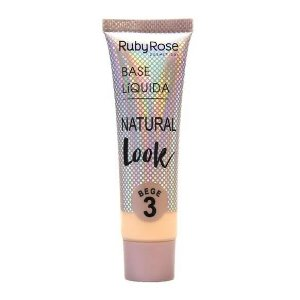 Base NATURAL LOOK bege 3-Ruby Rose