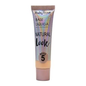 Base NATURAL LOOK bege 5-Ruby Rose