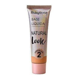 Base NATURAL LOOK  chocolate 2-Ruby Rose
