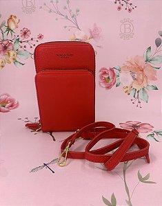 Bolsa multifuncional vermelha