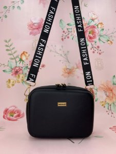 Bolsa Alça Fashion Média - marrom, verde, terracota, azul, preto, bege, amarelo ou cáqui