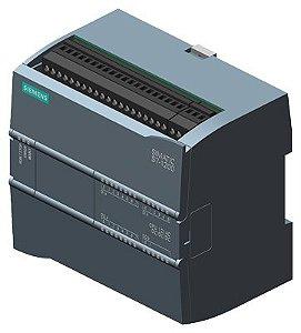 CLP S7 1200 MOD CPU1214C DC/DC/DC 14ED/10SD/2EA SIEMENS 6ES72141AG400XB0