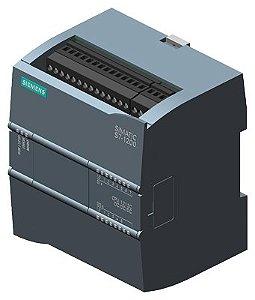 CLP S7 1200 MOD CPU1212C DC/DC/DC 8ED/6DS/2EA SIEMENS 6ES72121AE400XB0