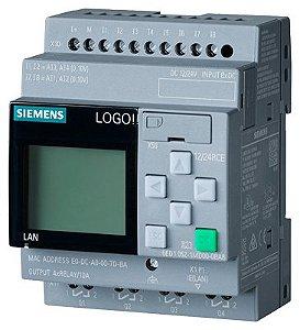 CLP LOGO BASICO 12/24RCE 8ED/4SD V8.2 SIEMENS 6ED10521MD080BA0