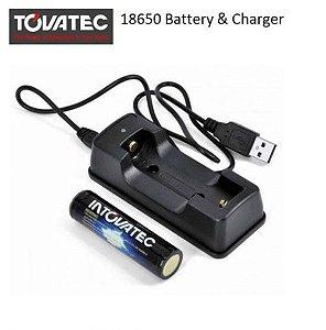 Kit Bateria Tovatec