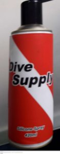 SILICONE SPRAY 400GR