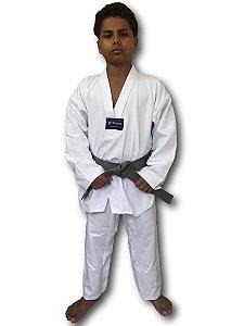 KIMONO TAEKWONDO JR BRANCO TORAH