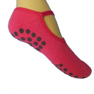 SAPATILHA PILATES HELANCA COTTON SOCK