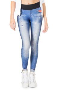 Calça Legging Live In Favorite Jeans