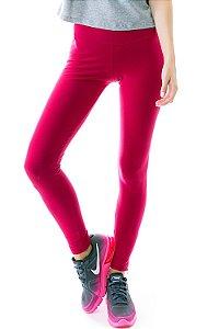 Calça Legging Vitta Zíper Essential Pink