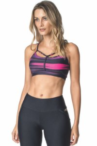 Top Vestem Gym Deluxe Estampado