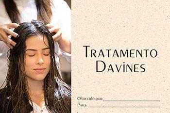 Tratamento Davines