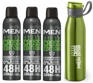 Kit Cross Edition + Squeeze
