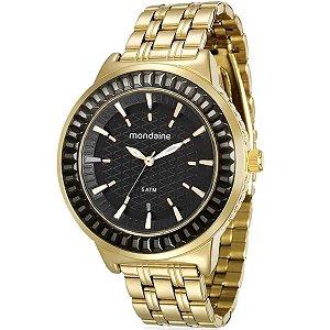 Relógio Feminino Mondaine 76624LPMVDE4 Dourado