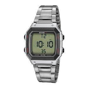 Relógio Speedo Digital Prateado 11022g0evny2