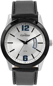 Relógio Condor Metal Masculino Bicolor CO2115KUW/2K