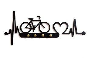 Porta chaves Bike Love Bicicleta