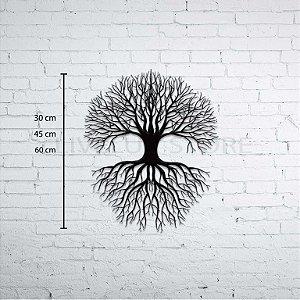 Escultura Aplique De Parede Árvore da Vida