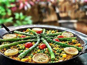 Paella de Vegetais
