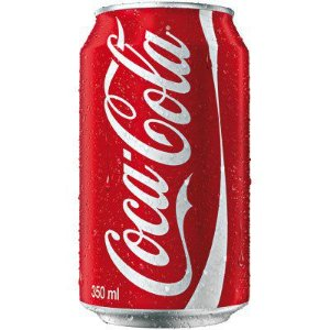 REFRIGERANTE COCA COLA 350ML
