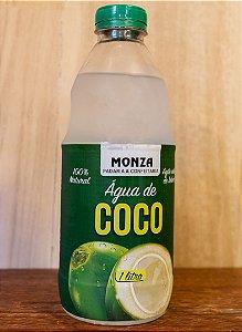 AGUA DE COCO NATURAL MONZA 1L