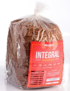 PÃO FORMA INTEGRAL LIGHT MONZA 230G