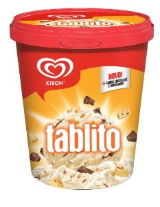 SORVETE KIBON TABLITO 800ML