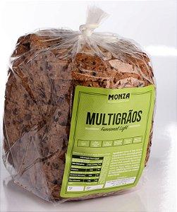 PÃO FORMA MULTIGRAOS LIGHT MONZA 230G