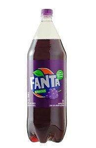 REFRIGERANTE FANTA UVA 2L