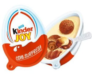 CHOCOLATE KINDER OVO SUPRESA JOY SURPRESA 20G