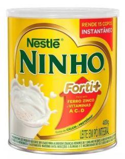 LEITE NESTLE NINHO TRADICIONAL 400G