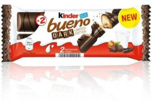 CHOCOLATE KINDER BUENO BLACK 43G