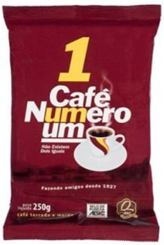 CAFÉ NUMERO UM ALMOFADA TRADICIONAL 250G