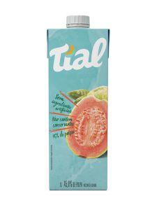 SUCO TIAL GOIABA 1L