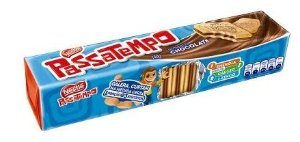 BISCOITO NESTLE PASSATEMPO CHOCOCLATE 130G
